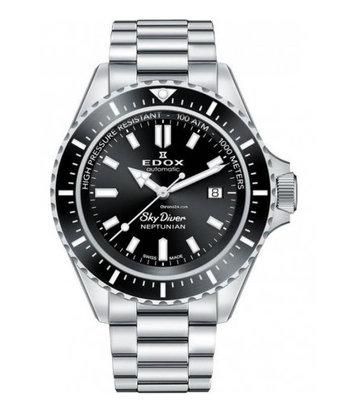 Edox - Horloge Heren - Neptunian  - 80120-3NM-NIN