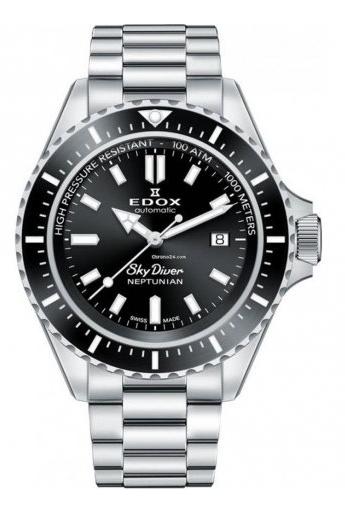 Edox - Horloge Heren - Neptunian  - 80120-3NM-NIN-1