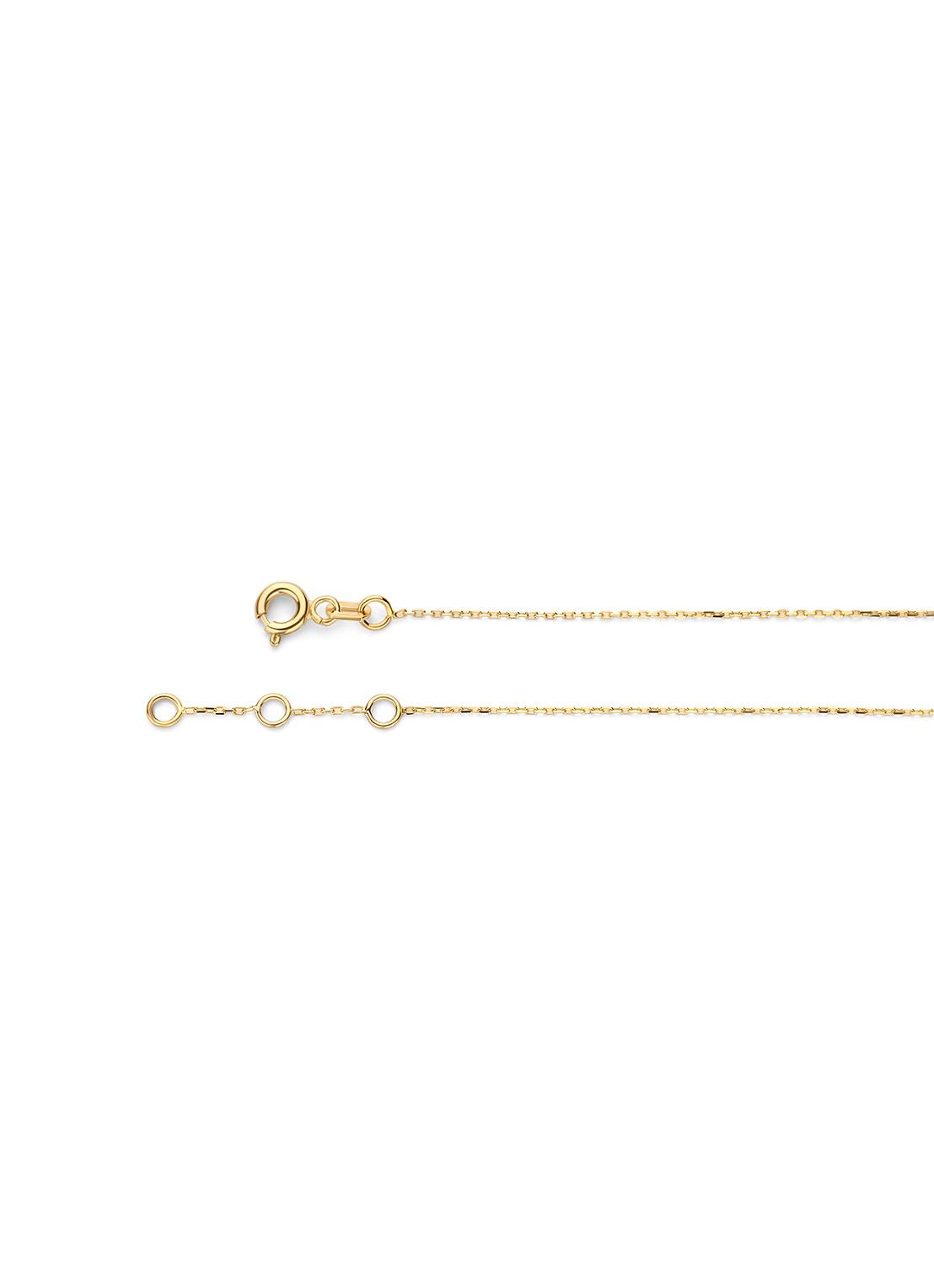 14 karaat geelgouden armband - Jackie - Silhouette-3