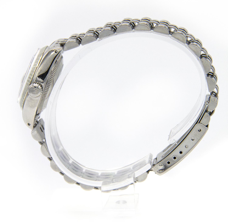 Rolex Datejust -  Dames Horloge - 6917 - White Dial-6