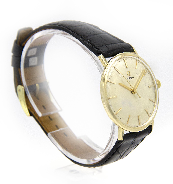 Omega - Horloge Unisex - 131026 - Geelgoud-3