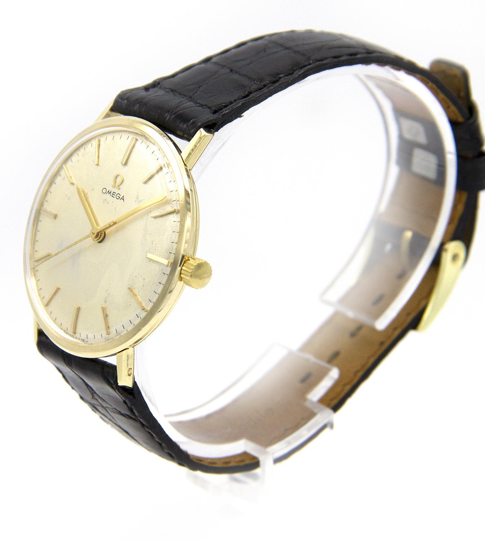 Omega - Horloge Unisex - 131026 - Geelgoud-4