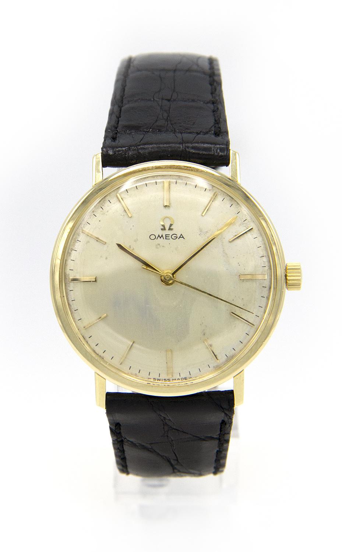 Omega - Horloge Unisex - 131026 - Geelgoud-2