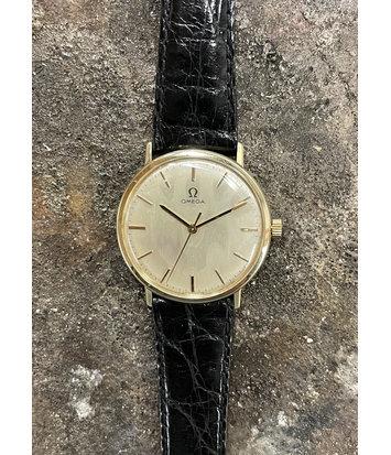 Omega - Horloge Unisex - 131026 - Geelgoud