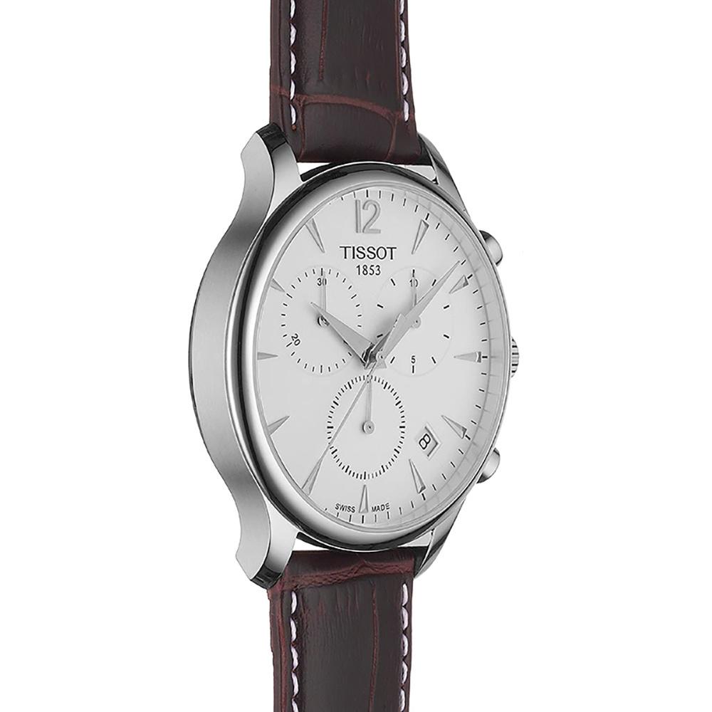 Tissot - Horloge Heren - Tradition - T0636171603700-2