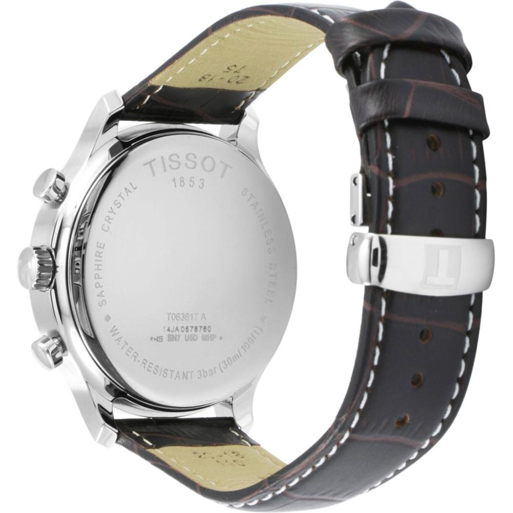 Tissot - Horloge Heren - Tradition - T0636171603700-3