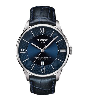 Tissot - Horloge Heren - T-Classic - Chemin des Tourelles - T0994071604800