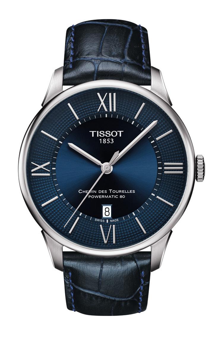 Tissot - Horloge Heren - T-Classic - Chemin des Tourelles - T0994071604800-1