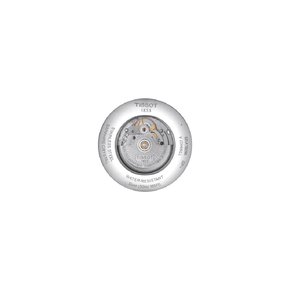 Tissot - Horloge Heren - T-Classic - Chemin des Tourelles - T0994071604800-4