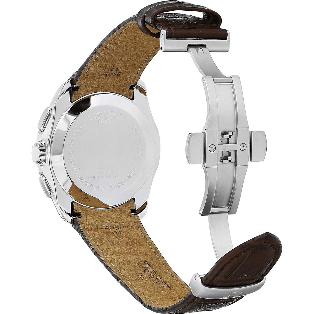 Tissot - Horloge Heren - Couturier Chronograph - T0356171603100-2