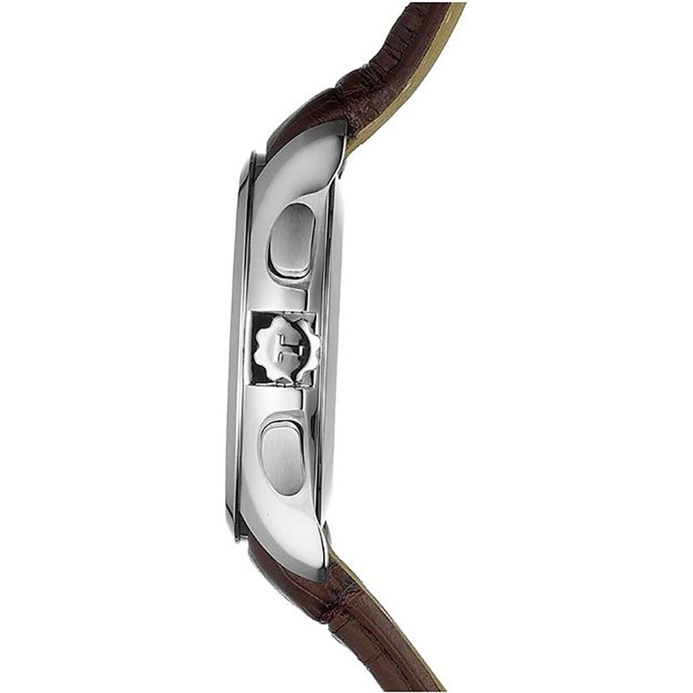 Tissot - Horloge Heren - Couturier Chronograph - T0356171603100-3