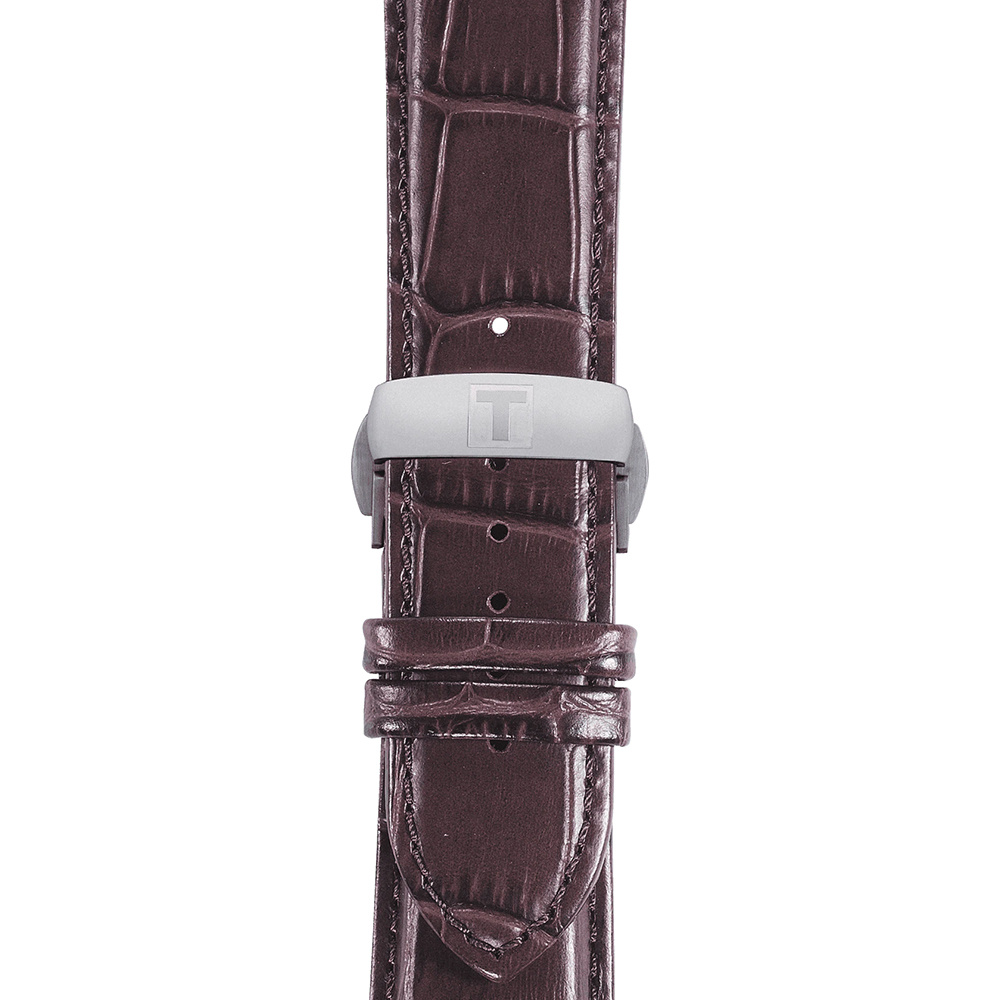 Tissot - Horloge Heren - Couturier Chronograph - T0356171603100-4