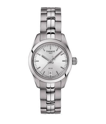 Tissot - Horloge Dames - PR100 Lady Small - T1010101103100