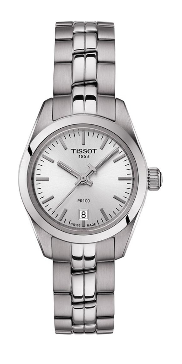 Tissot - Horloge Dames - PR100 Lady Small - T1010101103100-1