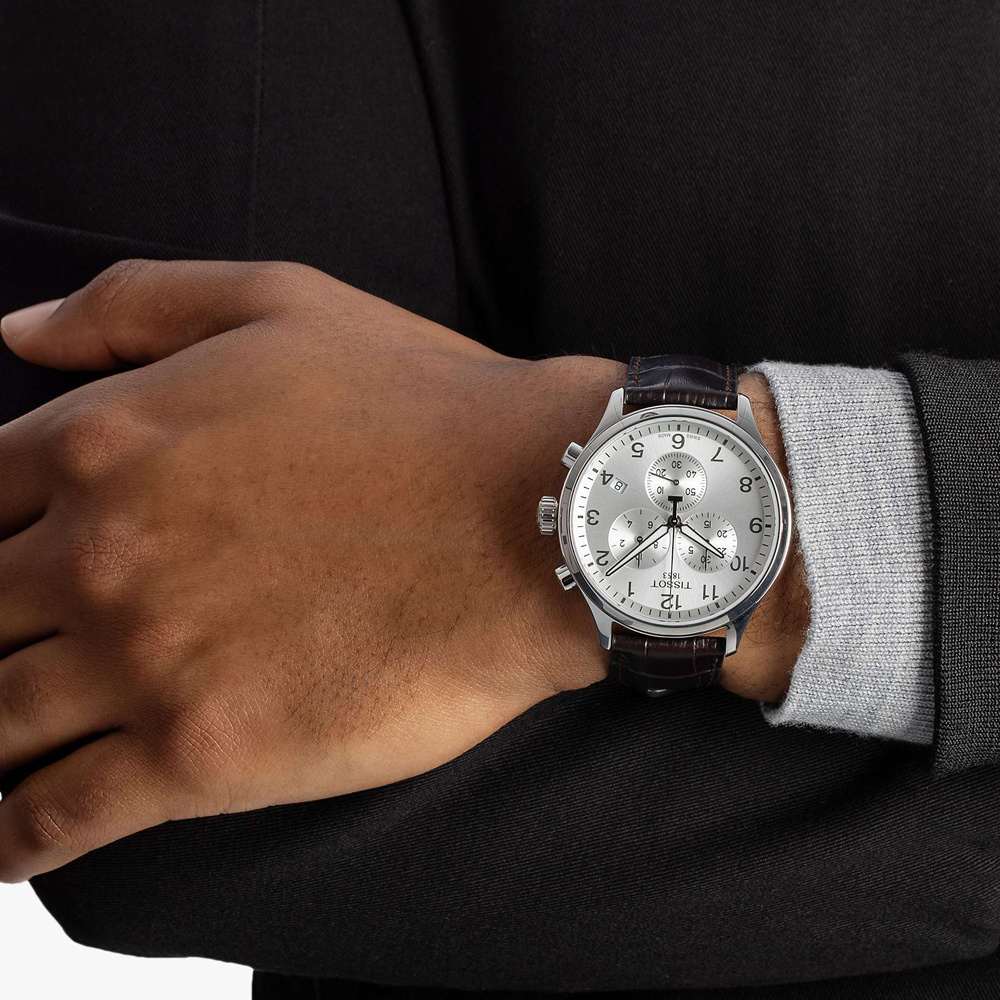 Tissot - Horloge Heren - T-Sport Chrono XL -  T1166171603700-2