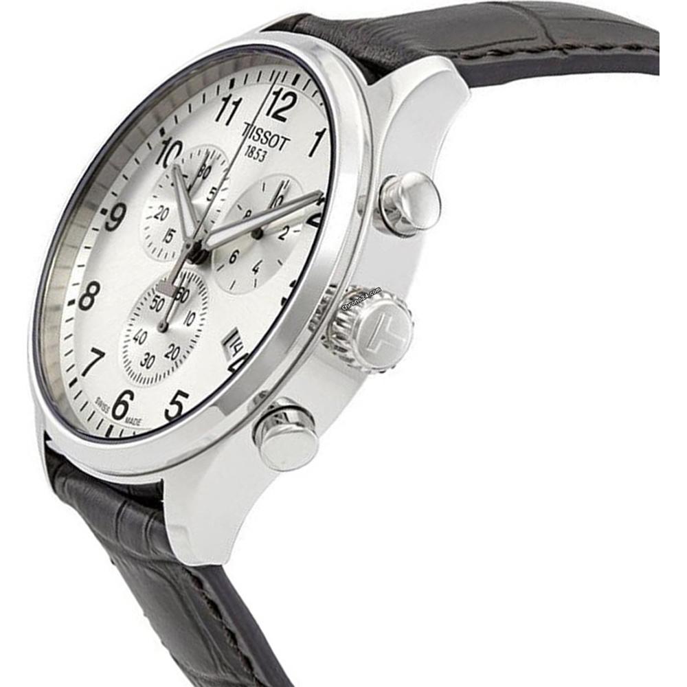 Tissot - Horloge Heren - T-Sport Chrono XL -  T1166171603700-4
