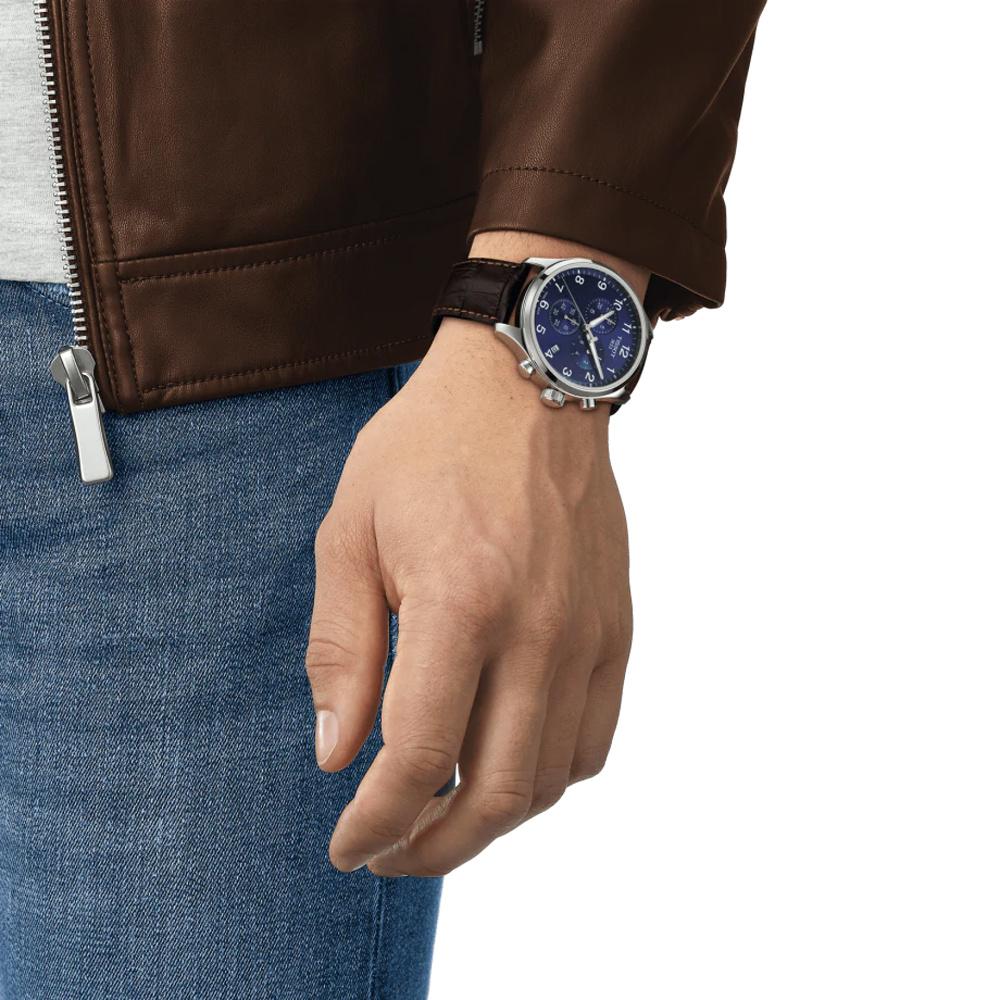 Tissot - Horloge Heren - T-Sport Chrono XL -  T1166171604700-2