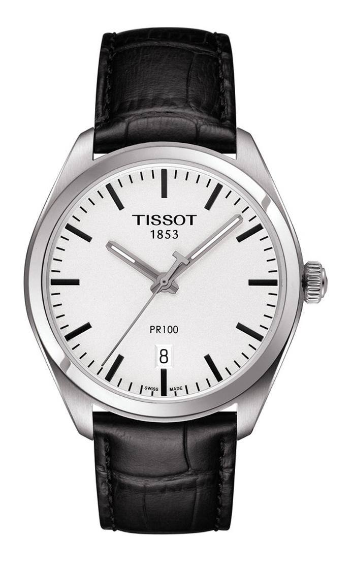 Tissot - Horloge Heren - PR100 - T1014101603100-1