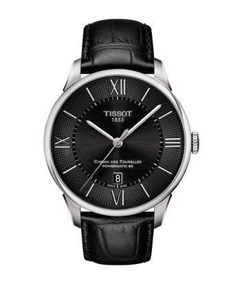 Tissot - Horloge Heren - T-Classic - Chemin des Tourelles - T0994071605800