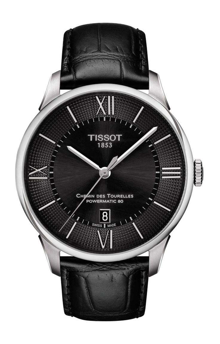 Tissot - Horloge Heren - T-Classic - Chemin des Tourelles - T0994071605800-1