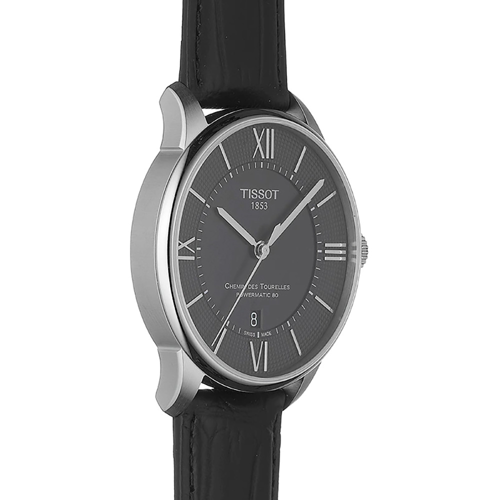 Tissot - Horloge Heren - T-Classic - Chemin des Tourelles - T0994071605800-5