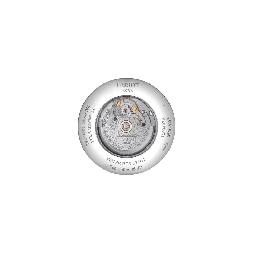 Tissot - Horloge Heren - T-Classic - Chemin des Tourelles - T0994071605800-6