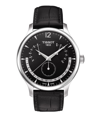 Tissot - Horloge Heren - T-Classic Tradition - T0636371605700