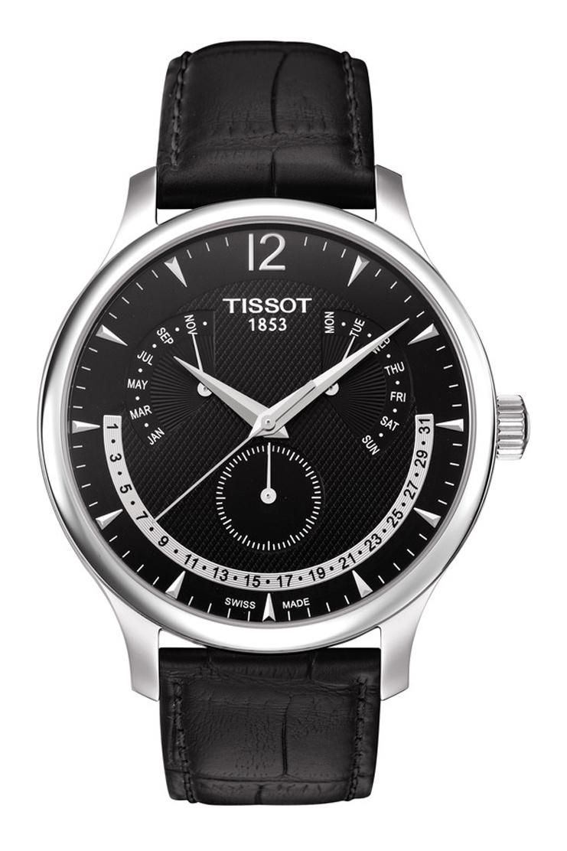 Tissot - Horloge Heren - T-Classic Tradition - T0636371605700-1