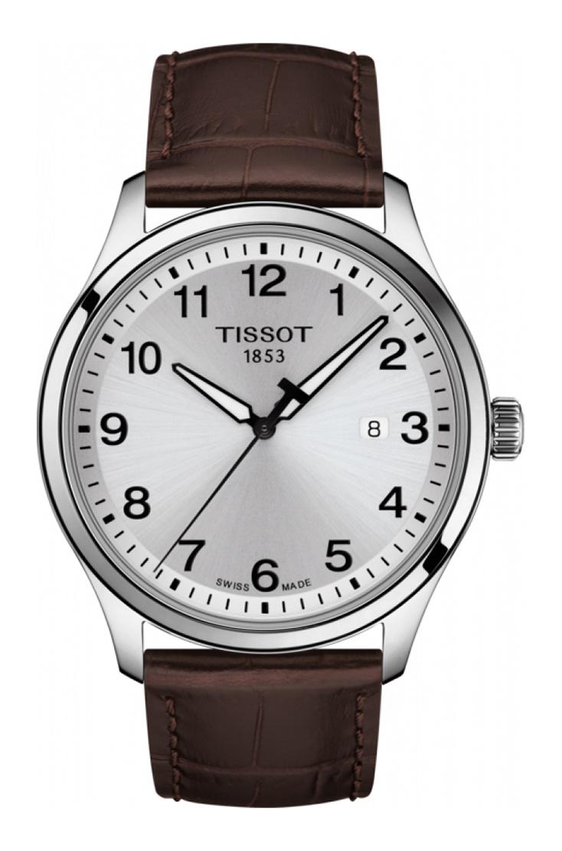 Tissot - Horloge Heren - Gent XL Classic -  T1164101603700-1