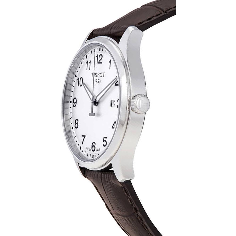 Tissot - Horloge Heren - Gent XL Classic -  T1164101603700-2