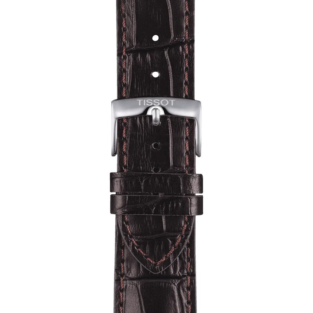 Tissot - Horloge Heren - Gent XL Classic -  T1164101603700-3