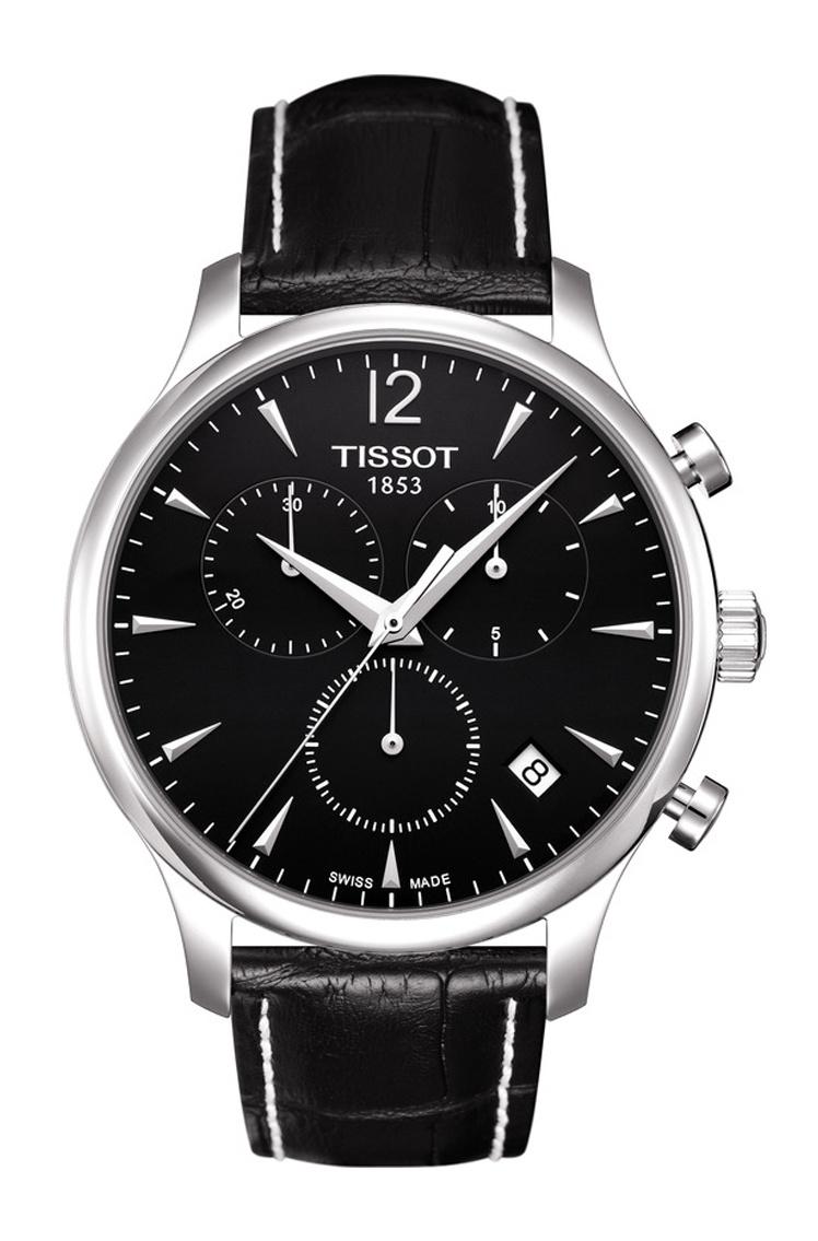 Tissot - Horloge Heren - Tradition - T0636171605700-1