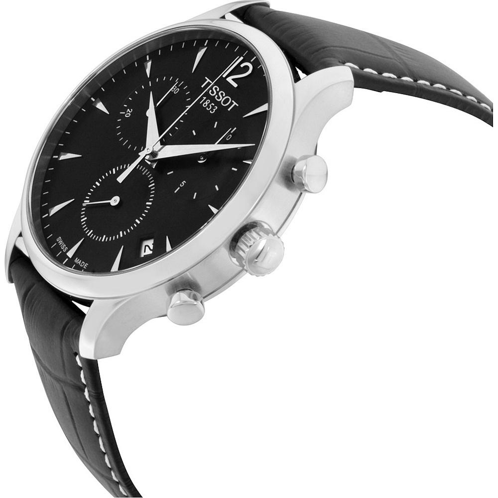 Tissot - Horloge Heren - Tradition - T0636171605700-3
