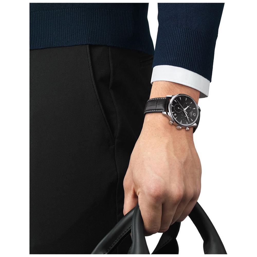 Tissot - Horloge Heren - Tradition - T0636171605700-2