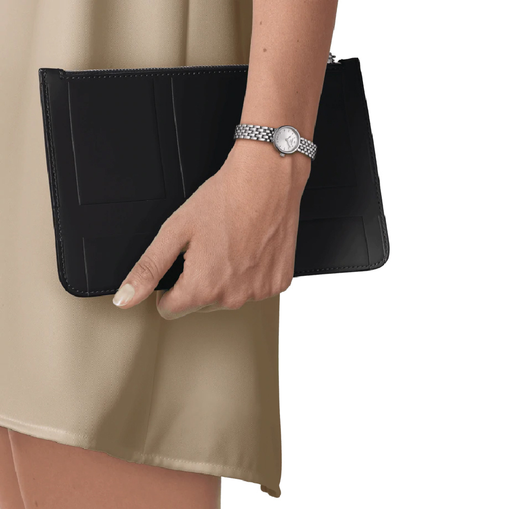 Tissot - Horloge Dames - T-Lady Lovely - T0580091103100-2