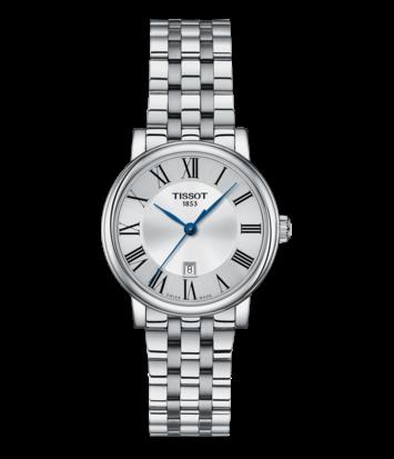 Tissot - Horloge Dames - Carson Lady - T1222101103300