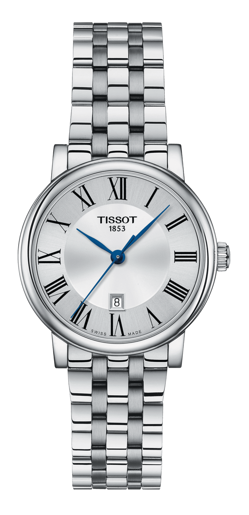 Tissot - Horloge Dames - Carson Lady - T1222101103300-1