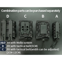 Fast Mag Pouch M4 Belt-System