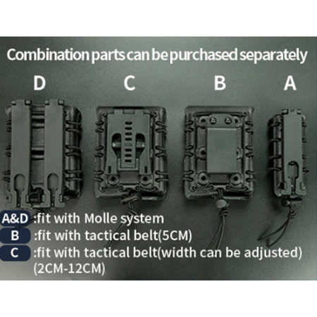 Fast Mag Pouch M4 Molle-System