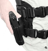 Plate-forme pour jambes suspendues