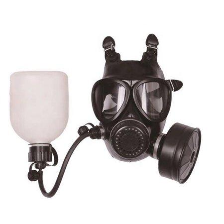 Gaz et protection MaskF11 Système d'hydratation