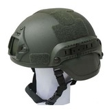 Mich200 Balistic protection helmet, protection class 3A to 44