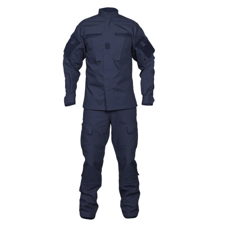 ACU-Anzug (Hose + Oberteil) aus widerstandsfähiger Rip-Stop-Baumwolle
