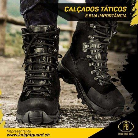 Intervention Boots GUARDIA