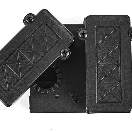 Double Mag Pouch 9MM, Gürtel-System