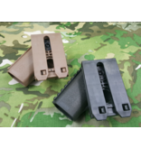 Glock Holster 19/17, Molle-System, Zeigfinger-Release, Rechts