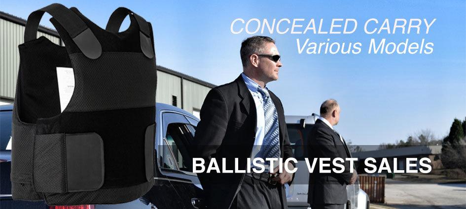 Ballistic Vests Sales EN