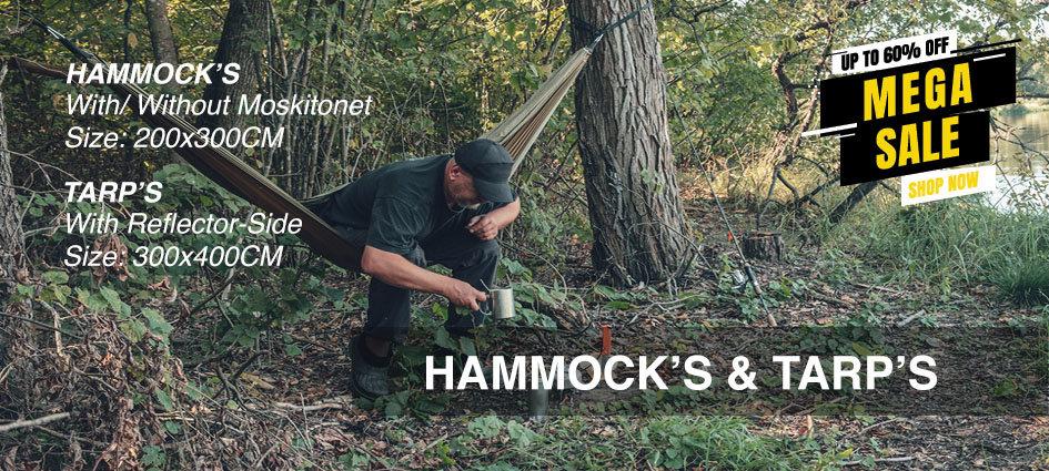 Hammocks & Tarps EN