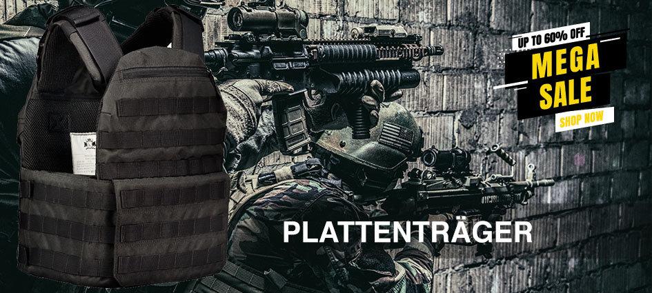 Plate Carriers DE