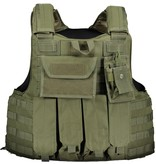 Ballistic protection vest Mil 3A - Stab and Spike Protection Level 2